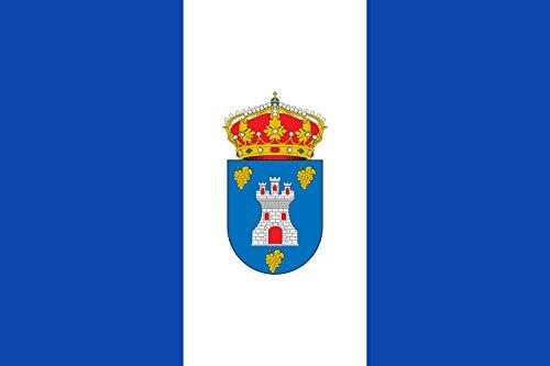 magFlags Bandera Large Entidad Local Menor de Castrillo Solarana | Bandera Paisaje | 1.35m² | 90x150cm
