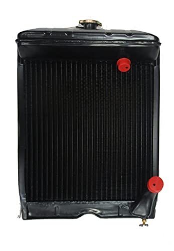 NEW Replacement Radiator C5NN8005AB for Ford/New Holland NAA Jubilee 600 700 800...
