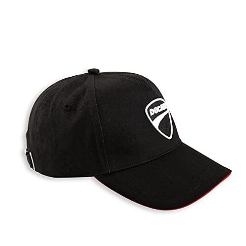 Ducati Entreprise Chapeau Noir