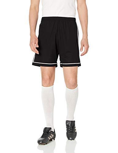 adidas pantalones cortos de fútbol Squadra 17de hombre - S1706GHTM400, Negro/Blanco