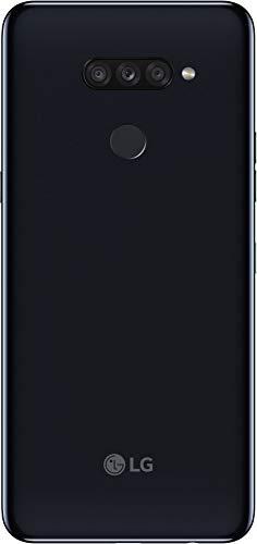 LG K50s Smartphone (16,49 cm (6,49 Zoll) IPS LC-Display, 32 GB interner Speicher, 3 GB RAM, MIL-STD-810G, Android 9.0) Aurora Black