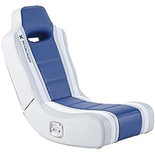 X Rocker Hydra Blue 2.0 Floor Rocker Gaming Chair (Electronic Games)