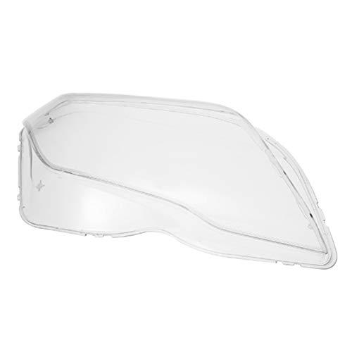 VXAOHONG Auto-Scheinwerfer Links Objektiv Shell-Kopf-Licht-Lampen-Abdeckung Ersatz Gepasst For Mercedes-Benz GLK-Serie 2013-2015 2048201339 Autostil