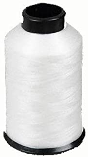 Nymo? Nylon Seed Bead Thread Size B White 0.008 Inch 0.203mm, 3-ounce spool, approximately 2505 yards.