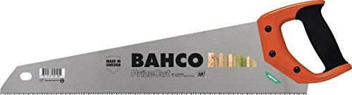 Bahco NP19U7/8HP BHNP-19-U7/8-HP-A Belzer Säge, Silber, 475mm