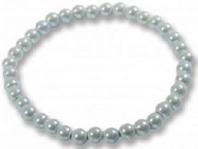Juego magnético de perlas de hematita tarros