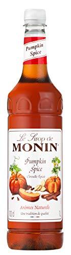 Monin Pumpkin Spice Syrup 1 Litre