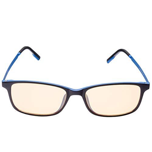 Lumin Night Driving Brille SOL – Allwetterbrille für Regen-, Nebel- und Nachtfahrten – Verbesserte Verkehrssicherheit – UVA- und UVB-Schutz – Reduzierte Augenbelastung und Kopfschmerzen – Unisex Style