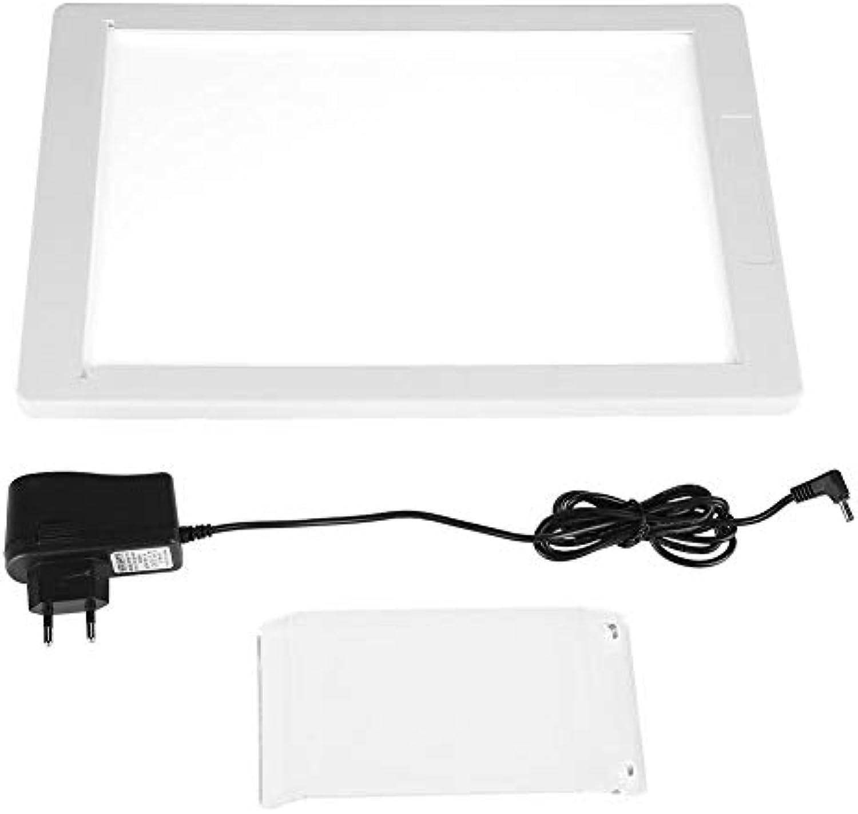 36 x 24 cm Hohe Helligkeit Rntgenfilm LED-Inspektion Viewer-Licht Beleuchtung AC100-240V (EU-Stecker)