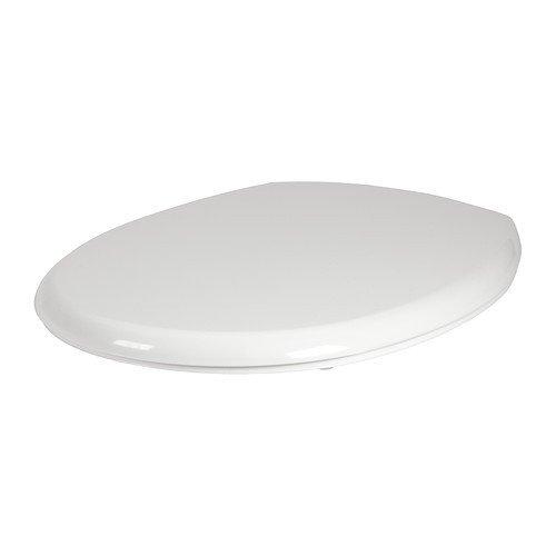 Ikea VALLOXEN Toilettensitz in weiß