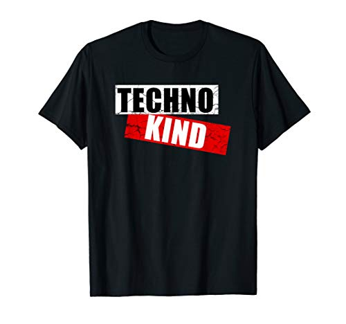 Techno Kind Rave merchandise festival