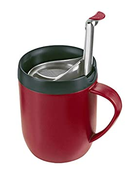 Zyliss Hot Mug Cafetiere Red