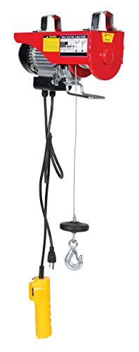 Best 200 pounds power hoists review 2021 - Top Pick