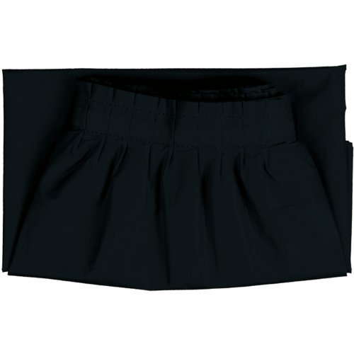 Black Plastic Table Skirt 1 per Package
