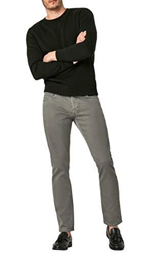 Mavi James Regular Rise Skinny Leg Jeans da uomo -  Verde -  34W x 32L