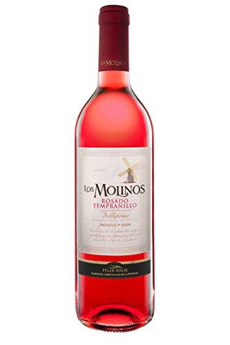 Los Molinos Tradición Rosado D.O. Valdepeñas Vino - 750 ml