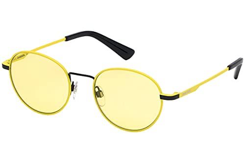Diesel DL0290-41J-50 - unisex Gafas de sol - Yellow