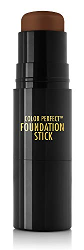 Black Radiance Color Perfect Foundation Stick,Cocoa Bean, 0.25 Ounce