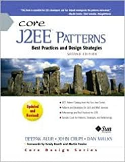 Core J2EE Patterns 2nd (second) edition Text Only