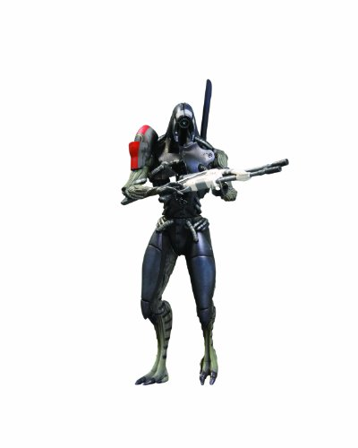 Mass Effect 3 Series 2 Action Figur: Legion 18 cm