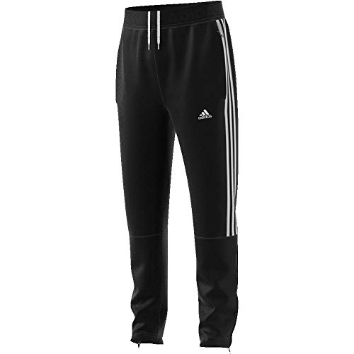adidas Jungen Yb Tiro Pant 3s Sport Trousers, Black/White, 164 EU