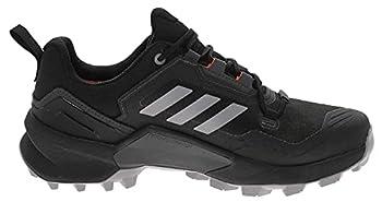 adidas Zapatilla Terrex Swift R3 GTX, Chaussures de Randonnée Basses Homme, Multicolore-Noir et Rouge (Cblack Gréfou Sol), 42 EU