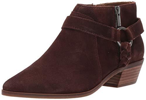 Lucky Brand Women's LK-ENITHA Ankle Boot, Soil, 7.5