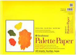 Strathmore Paper Palette Pad (12 In. x 16 In. )