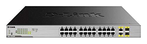 D-Link DGS-1026MP 26 Port Gigabit Max PoE Switch