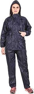 Generic Women's Waterproof Raincoat with Pant