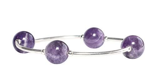 Made As Intended Amethyst Blessing Bracelet