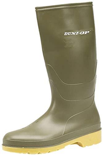 Dunlop heava Träge, mit Jungen Sportschuhe UK-Größen Grün - Größe: 39 EU/6 UK