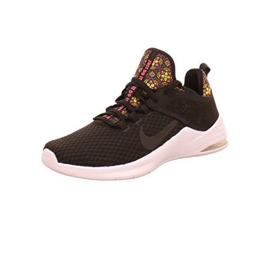 Nike Damen Sneaker Air Max Bella TR 2 Print schwarz/rot - 6,5/37.5