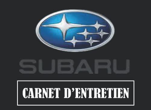 CARNET D'ENTRETIEN: Carnet d'entretien voiture avec pages préfabriquées à remplir - consignes d'entretien - carnet de santé de votre véhicule - accessoire auto - carnet de bord voiture