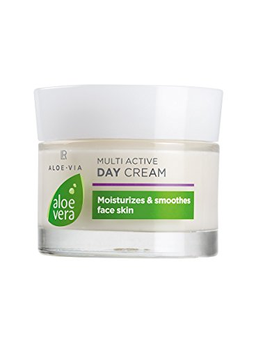 Textura ligera para el día con la crema de día LR Aloe Vera multiactiva