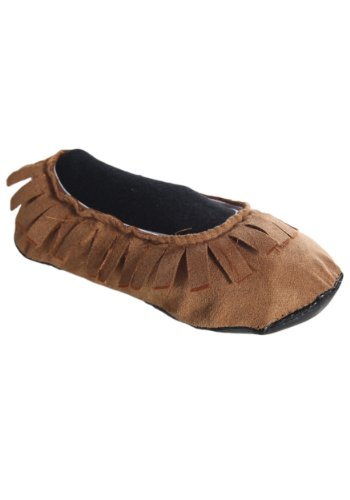 Adult Native American Moccasins Large