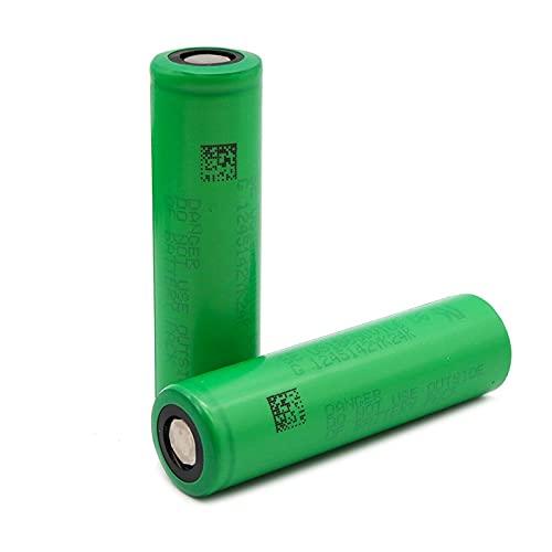 VTC6 18650 3000mAh Li Ion 3.7 Batteria per SONY Us18650 Vtc6 3000mAh Batteria Sigaretta elettronica Giocattoli Strumenti Torcia elettrica 6pcs