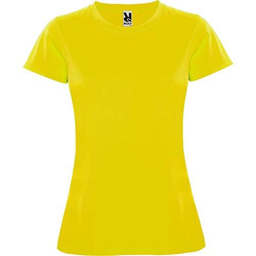 ROLY Camiseta Montecarlo 0423 Mujer Amarillo 03 L