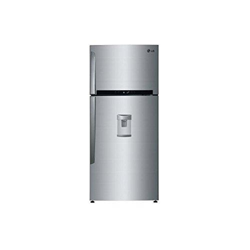 LG GRF7848SC Libera installazione 511L A++ Argento frigorifero con congelatore