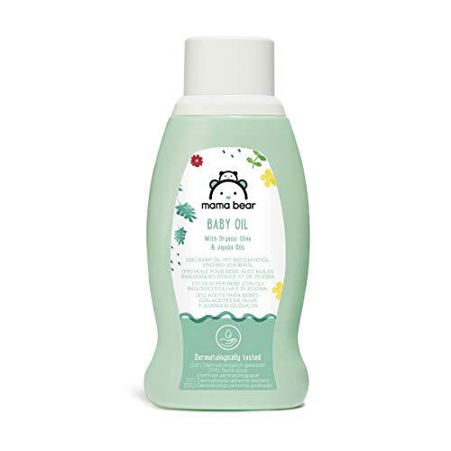 Marca Amazon- Mama Bear  Aceite para bebés con aceites...