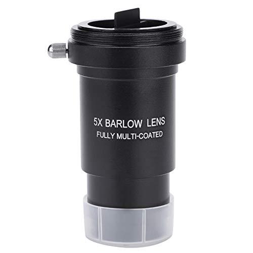 5X Barlow Objektiv für 31,7mm Teleskopokulare, 1,25