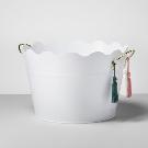 Steel Beverage Tub with Handles 6gal - Opalhouse™ : Target