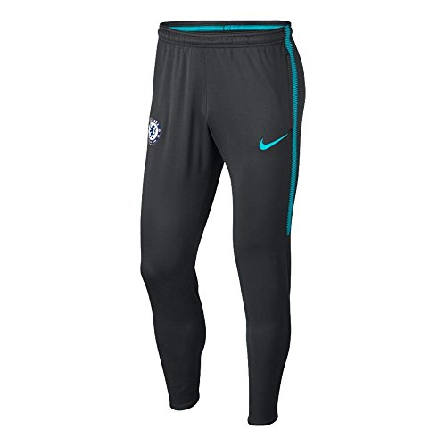 Nike 2017-2018 Chelsea Training Pants (Anthracite)