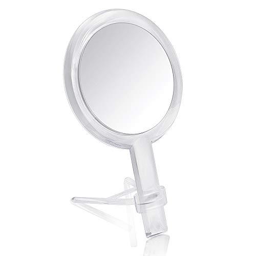 ハンドミラーのおすすめ10選|持ち運びに便利で化粧直しにも使える!のサムネイル画像
