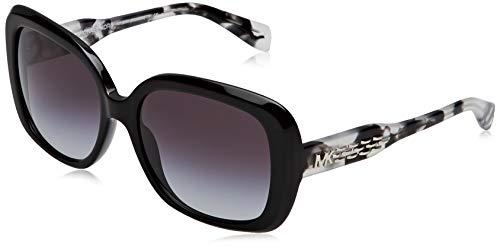Michael Kors 0MK2081 Gafas de sol, Black, 56 para Mujer