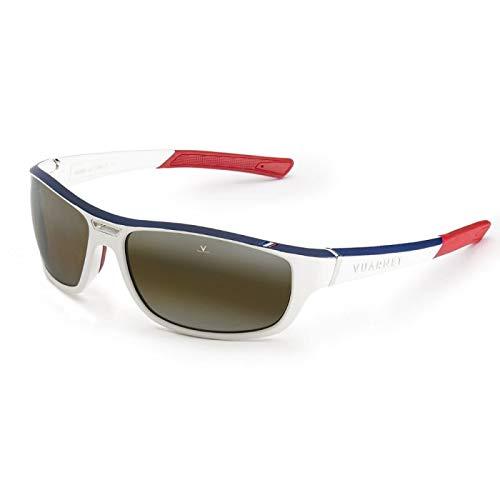 Vuarnet Active Racing vl1918 Color 0004 Blanco Flag/Azul/Rojo y Color de lente 7184 Skilynx