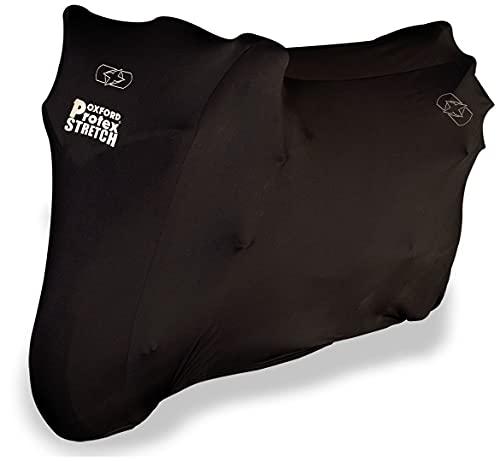 OXFORD CV171 Indoor Motorcycle Cover, Black, Medium