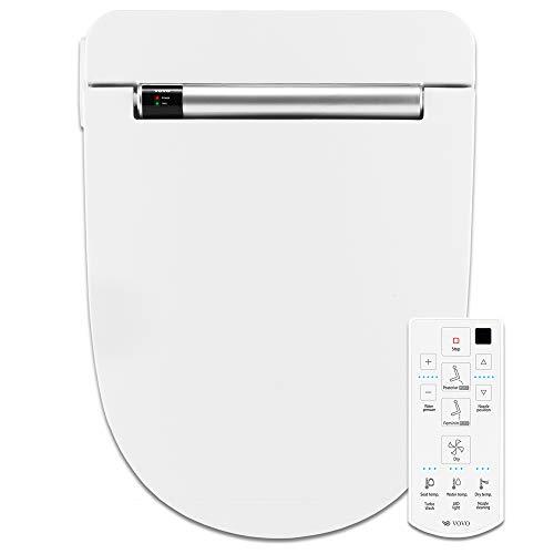 VOVO STYLEMENT VB-4100SR - Standard - Mit Fernbedienung - Dusch WC Aufsatz MADE IN KOREA, Intimpflege, Electric Bidet, Japan Toilette, Dusch-WC, Bidet Toilettensitz