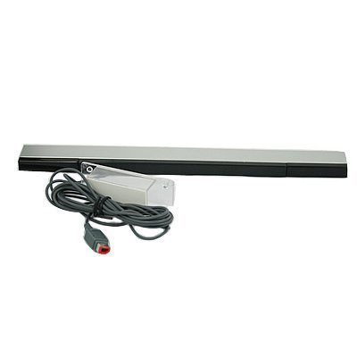 TopOne Wired Infrared Sensor Bar for Nintendo Wii