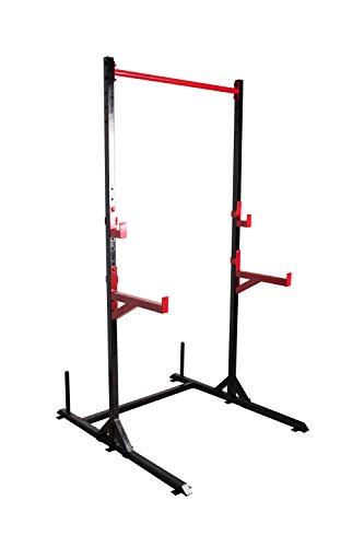Generico Rack para Sentadillas y dominadas
